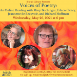 Voices of Poetry at Sturgis Library