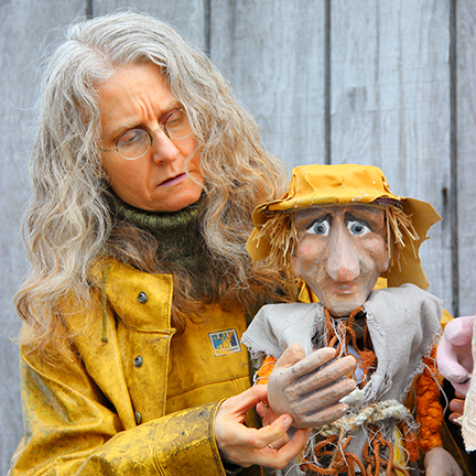 Workshop in Acting with Puppets