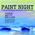 Paint Night: A Virtual Workshop with Colin McGuire...