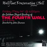 Outdoor Staged Reading: The Fourth Wall