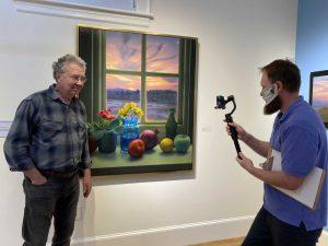 Virtual Art Talk | Scott Prior in Conversation