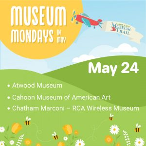 Museum Mondays In May : Cahoon Museum May 24