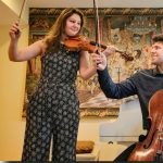Live! Stream: The Zaks Duo Presents an Afternoon of Cello and Violin