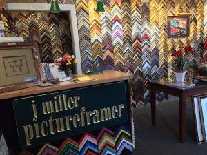 J. Miller Picture Framer & Gallery