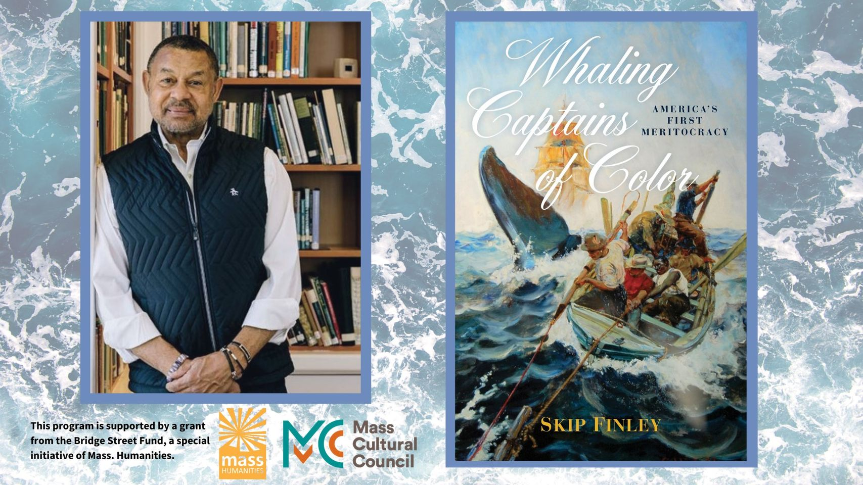 Whaling Captains of Color Lecture
