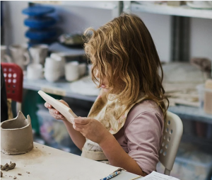 Pottery for Kids (ages 6 to 11) - CLAY FEST with J...