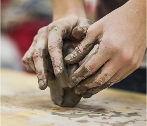 Pottery for Kids (Ages 12 & Up) CLAY FEST with Jenn Reed