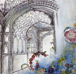 The Jharoka Collection: Work by Mesha Noor