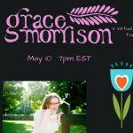 Grace Morrison's Virtual World Tour featuring Kim Moberg