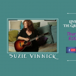 Kim Moberg and Suzie Vinnick - Live From The Green Room