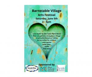 Barnstable Village Arts Festival