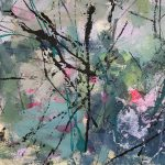 """Abstracting from Nature"" with Mary Moquin"
