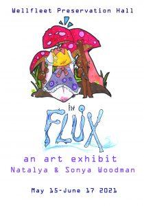 Natalya & Sonya Woodman: In Flux