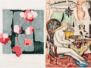 The Napi and Helen Van Dereck Collection: Part III...