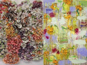 Art of the Garden: Double Bloom Rebecca Hutchinson...