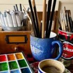 Do It@Home: Painting & Coffee with Mellissa