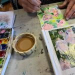 One-Day Intensive Watercolor Workshop, Summer 2021