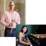 """""""American Mosaic"""" Music for Flute and Piano Performed by Carl Gutowski and Ana Glig"""