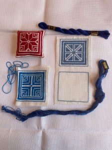 Summer Stitching: Embroidery for Adults, with Kirs...