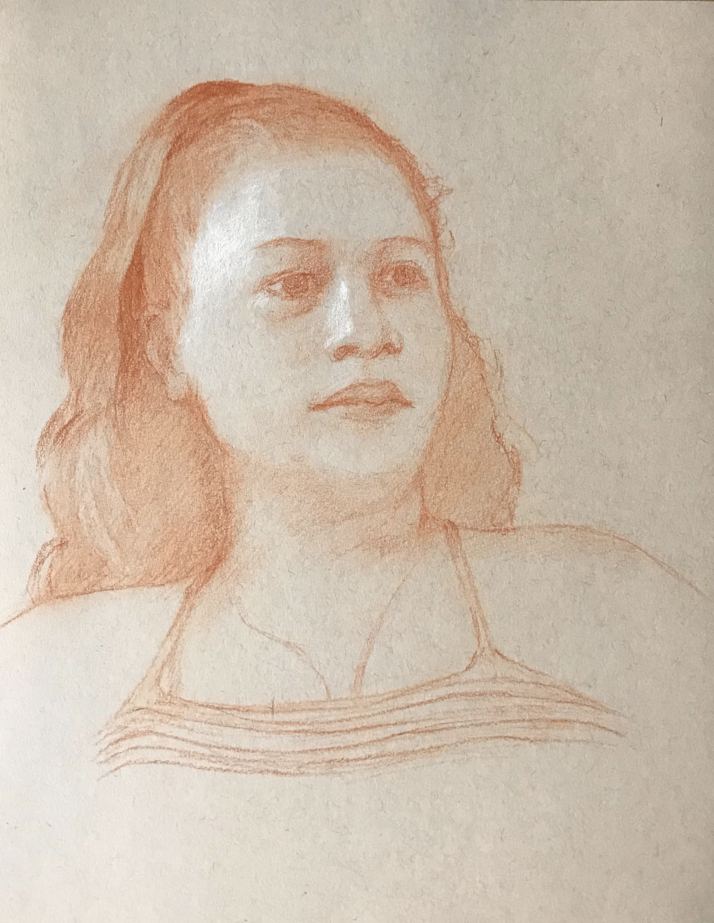 ONLINE: Portrait Drawing for Beginners with Livia ...