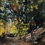 """""""Marks in Time,"""" An Exhibition of Pastel Works by Laurinda Phakos O'Connor"""