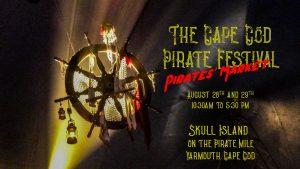 Cape Cod Pirate Festival