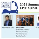 Celebration of Our Audience Concert - Cape Cod Chamber Music Festival