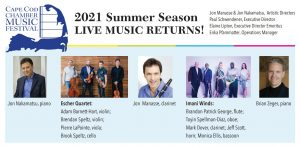 Celebration of Our Audience Concert - Cape Cod Cha...