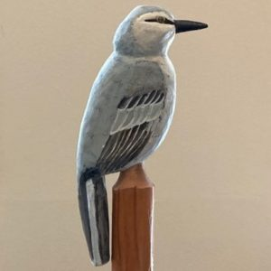 Bird Carving Demonstration with Michael Harnett!