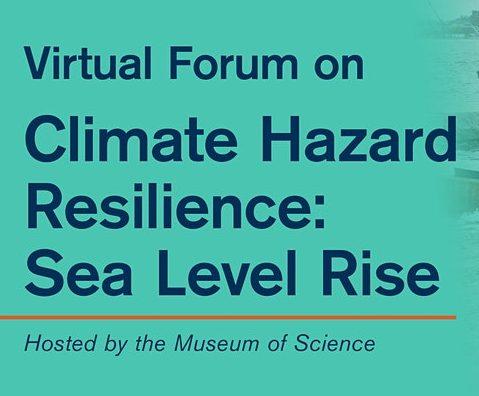 Virtual Forum on Climate Hazard Resilience: Sea Le...