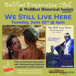 Film Screening & Discussion: We Still Live Here