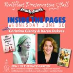 Inside The Pages w/ Christina Clancy & Karen Dukess