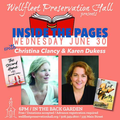 Inside The Pages w/ Christina Clancy & Karen D...