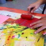Printmaking 101, ages 8-14