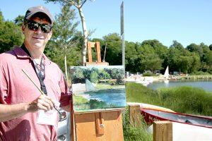 Workshop – En Plein Air Painting with David Sigel: Cancelled