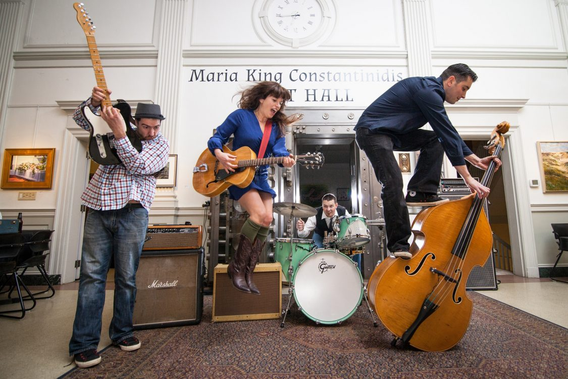 SOLD OUT! Sarah Swain and the Oh Boys! Rockabilly ...
