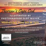 Thoreau's Cape Cod with Scot Miller