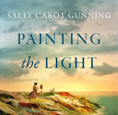 """SOLD OUT — """"Painting The Light"""" by Sally Gunning..."""