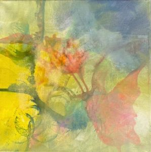 """""""Coming Out 2021: Featured Artists Leslie Kramer and Ellen C. Davies July 14th-July 28th"""