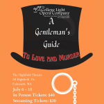 . A Gentleman's Guide to Love and Murder