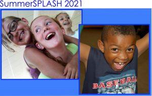 SummerSPLASH 2021 | Performing + Visual Arts Summer Program