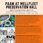 PAAM Youth Workshops