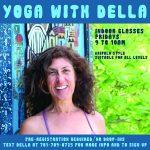 Yoga with Della Spring