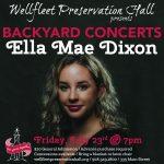 Ella Mae Dixon
