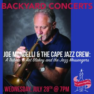 Joe Mongelli & the Cape Jazz Crew