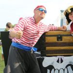 Shiver Me Timbers: A Pirate Scavenger Hunt at Cotuit Center for the ARRRRRRRTS!
