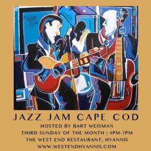 Jazz Jam Cape Cod Hosted by Bart Weisman