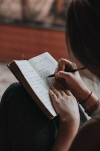 ONLINE: Mindful Journaling & Sketching, with P...