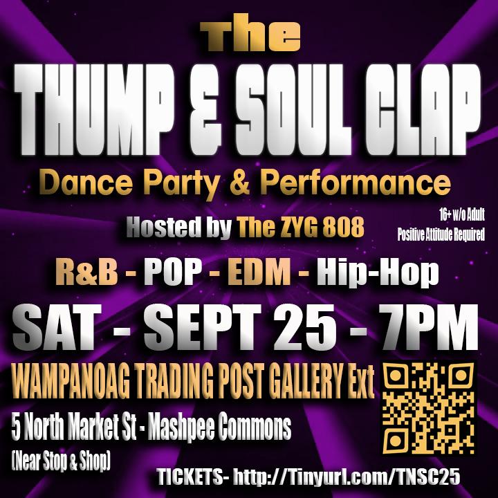 The THUMP & SOUL Clap