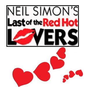 Auditions for LAST OF THE RED HOT LOVERS